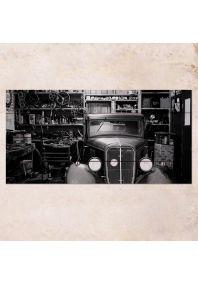 Old Car 40х80см