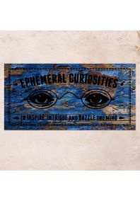Ephemeral Curiosities 40х80см
