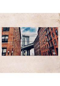 New York 40х80см