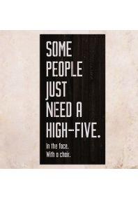 High-five 40х80см
