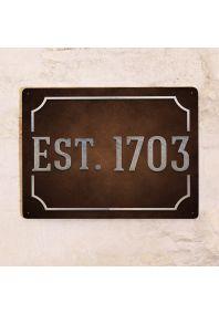 Est 1703