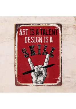 Design is a skill