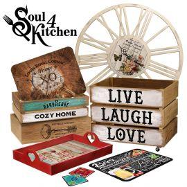 Полезные товары для дома Soul 4 Kitchen