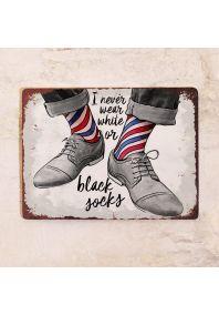 Barber Socks