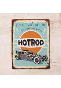 Табличка Hotrod