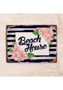 Табличка Домик на пляже. Купить
