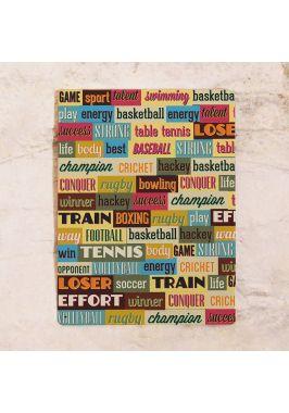Табличка Виды спорта. Купить