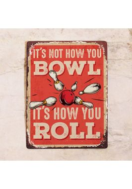 Табличка Boll & Roll. Купить