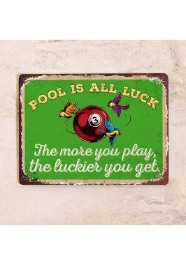 Табличка Pool. Купить