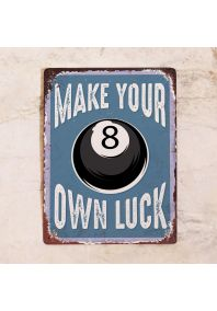 Make your luck