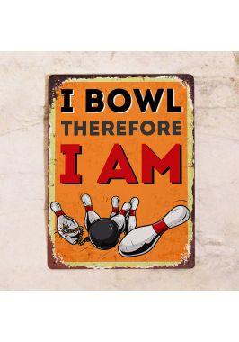 Табличка I Bowl. Купить
