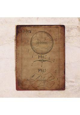 Табличка Схема футбольного меча. Купить