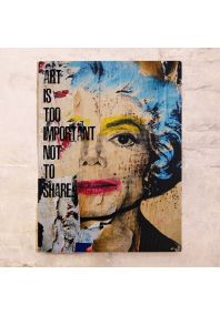 Share art