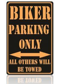 Biker Parking