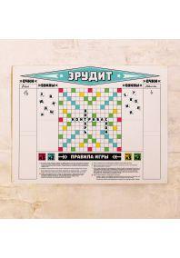 Магнитная игра  Эрудит