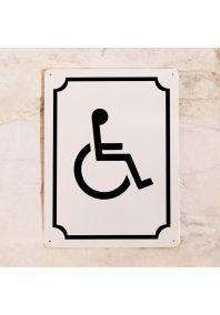 Туалет для инвалидов (Белый)