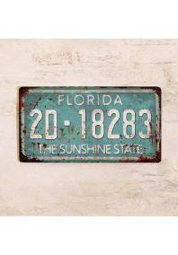 Автомобильный номер Флорида