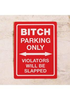 Bitch parking