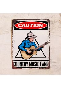 Country music fans