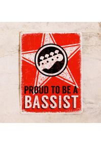 Proud to be a bassist