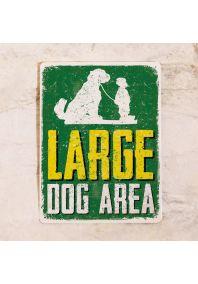 Осторожно! Большие собаки