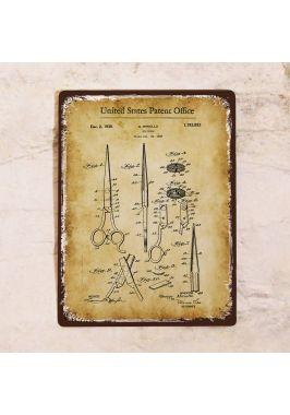 Табличка для Барбершопа
