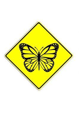 Осторожно! Бабочки