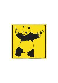 Осторожно! Панда