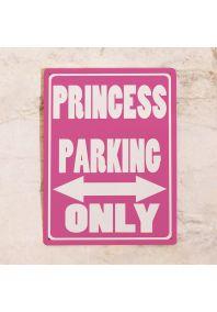 Парковочная табличка для Принцесс
