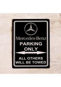 Парковочная табличка Mercedes-Benz