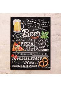 Пиво и закуски XL