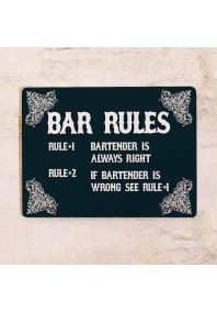 Правила бара