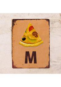 """мужской туалет """"Пицца"""""""