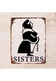 """Табличка из набора """"Братья и сестры"""""""