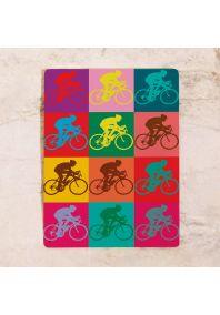 Велосипедный поп арт