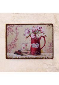 Тюльпаны, чай и книги