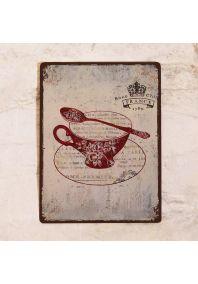 Винтажная чайная чашка