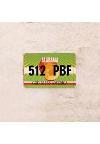 Американский номер Alabama