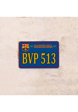 Автомобильный номер Барса