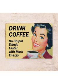 Делайте глупости быстрее и с большей энергией