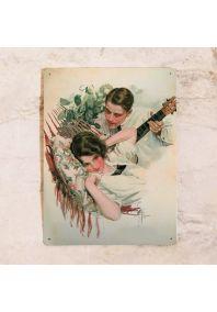 Влюблённый гитарист