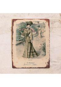 Женский костюм 20-х годов