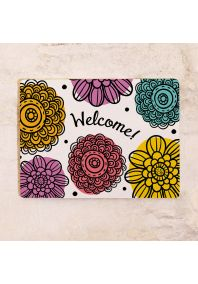 Табличка на вход Welcome!
