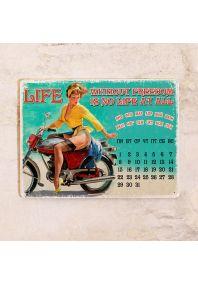 Вечный календарь Life Freedom