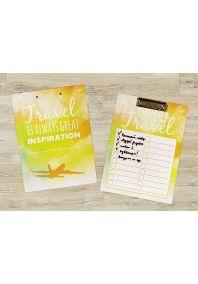 Планшет для бумаг Вдохновение