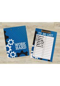 Планшет для бумаг WORK HARD