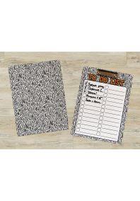 Планшет для бумаг Буквы