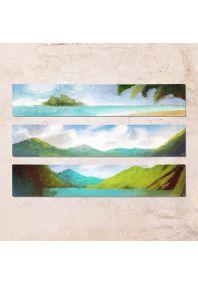 Триптих Остров