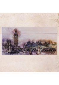 Westminster Bridge 40х80см