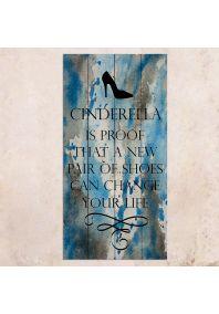 Cinderella 40х80см